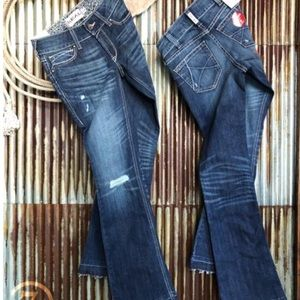 Ariat mid-rise Bootcut Jeans 30XL